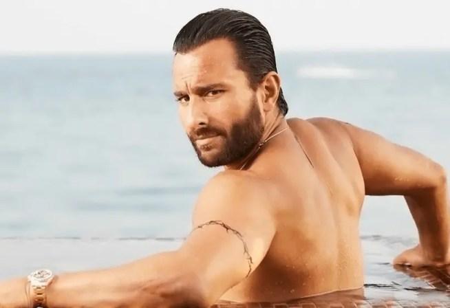 Saif Ali Khan - Indian film actor