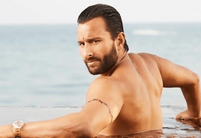 Saif Ali Khan - Indian film actor