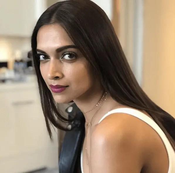 Deepika Padukone - Indian film actress