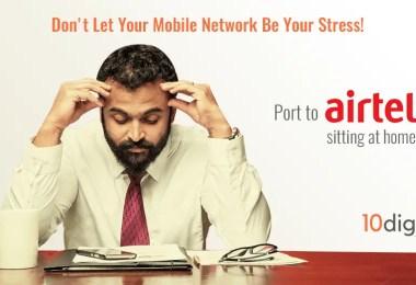Port to Airtel Online