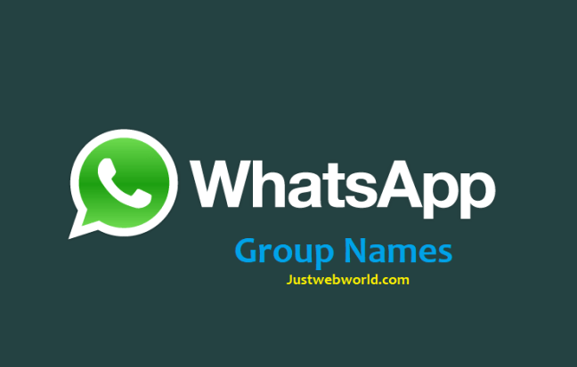700 Best Whatsapp Group Names List For Friends Family