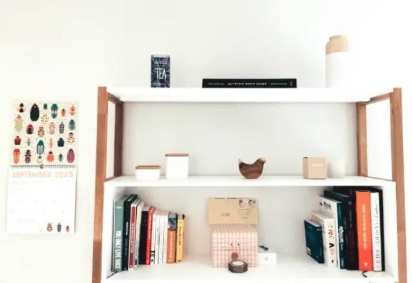 Highlight Decorative Bookshelves