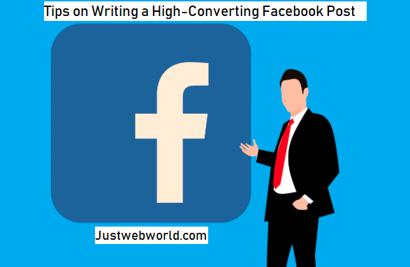 High-Converting Facebook Post