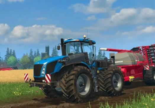 Farming Simulator - Video game