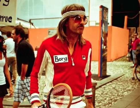 McEnroe vs Bjorn