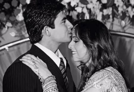 Hussain Kuwajerwala & Tina Kuwajerwala