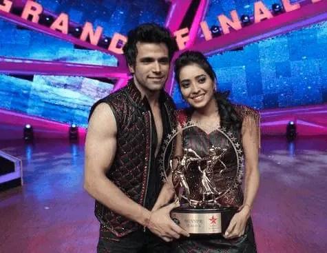 Rithvik Dhanjani & Asha Negi