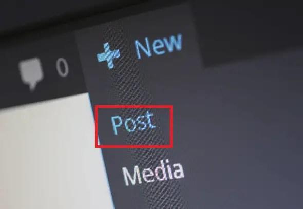 Post regularly