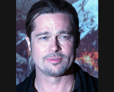 Brad Pitt - American actor