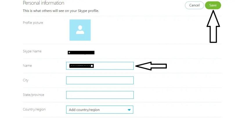 Change Your Skype Username - Skype.Com