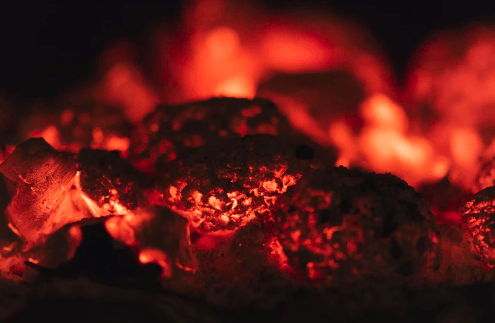 Dry the coal