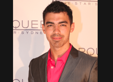 Joe Jonas (American singer-songwriter)