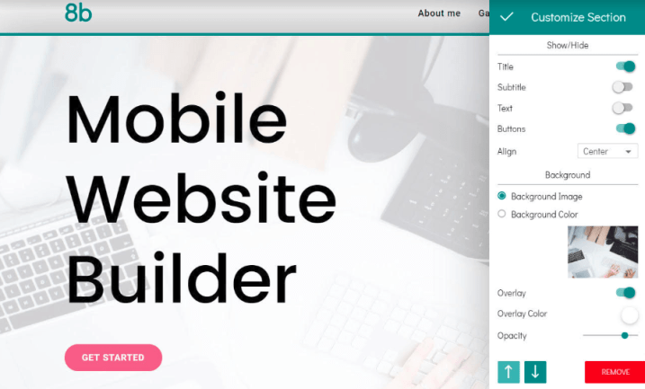 Mobile Website Builder to Get Your Online Business Up
