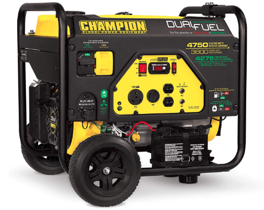 Generators & Portable Power