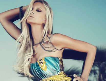 Monica Hansen - Norwegian model