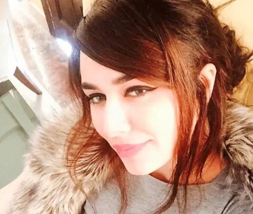 Ayyan - Pakistani model