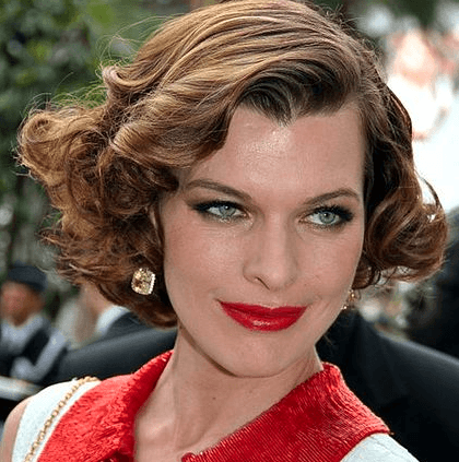 Milla Jovovich (Actress)