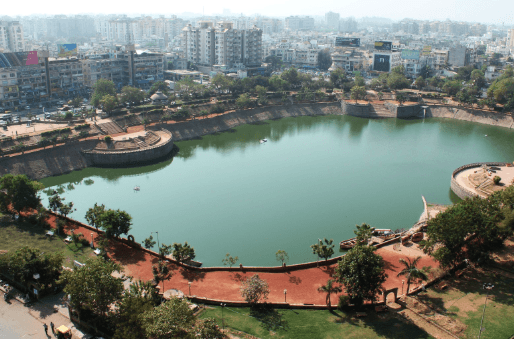 Vastrapur Lake - Lake in Gujarat