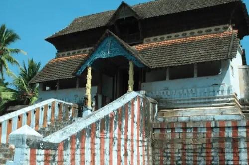 Adikesava Perumal Temple Kanyakumari