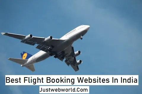 Top Online Flight Booking Websites In India (2019)