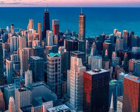 Chicago - City in Illinois
