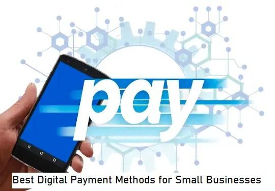 Best Digital Payment Methods