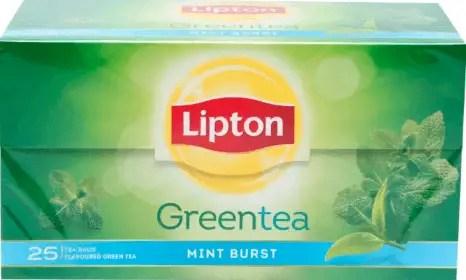 Lipton - Green Tea