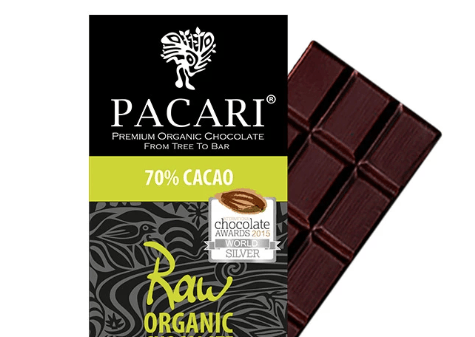 Pacari Premium Organic Chocolate