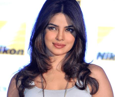 Priyanka Chopra - Indian actress