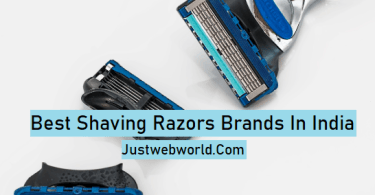Shaving Razors Brands in India