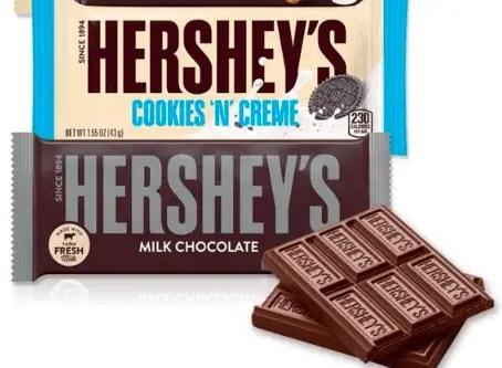 HERSHEY'S Chocolate & Candy