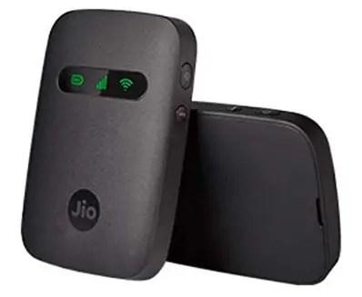 JioFi 4G Hotspot JMR 541