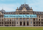 Best Universities In The World