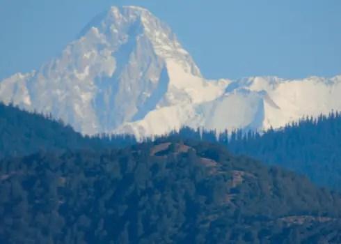 Kamet Peak Chamoli Uttarakhand