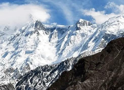 Saltoro Kangri Mountain