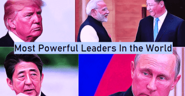 Most Powerful Politicians In The World
