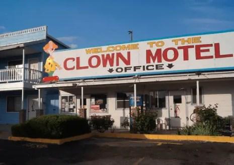 Clown Motel, Nevada