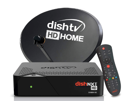 DishTV: DTH(Direct To Home)