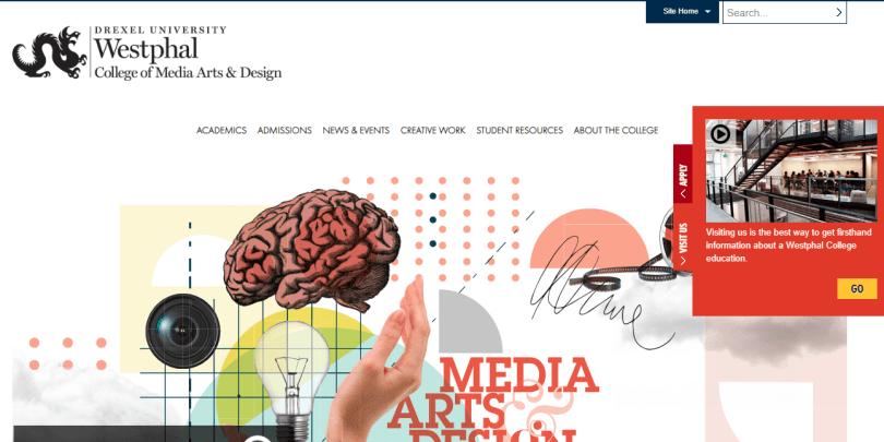 Westphal College of Media Arts & Design