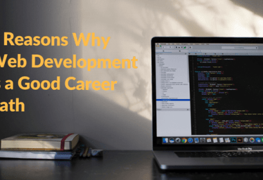 Web Development is a Good Career Path