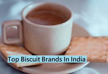 Most Selling Biscuit Brands In India
