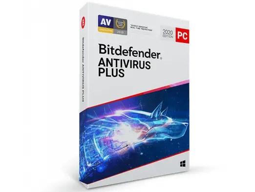 Antivirus Plus 2020 - Bitdefender Antivirus Software