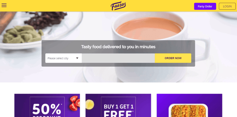 Faasos Food Services