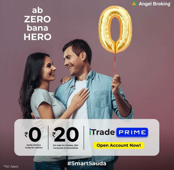 Angel ITrade Prime - Open Demat Account Online for Free