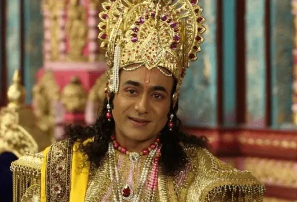 Bhagwan Shri Krishna - Nitish Bharadwaj