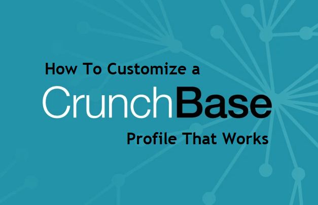 How To Customize a Crunchbase Profile
