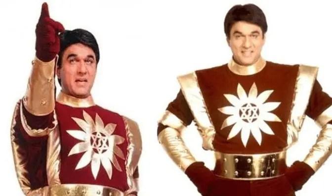Shaktimaan (TV Serial)