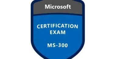 Exam MS-300