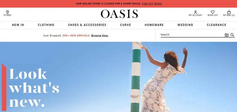 Oasis Stores