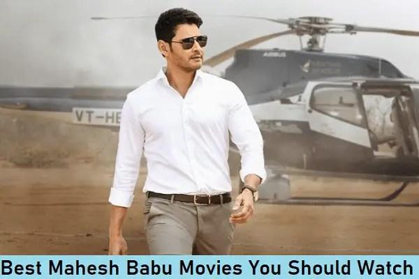 Mahesh Babu Movies List